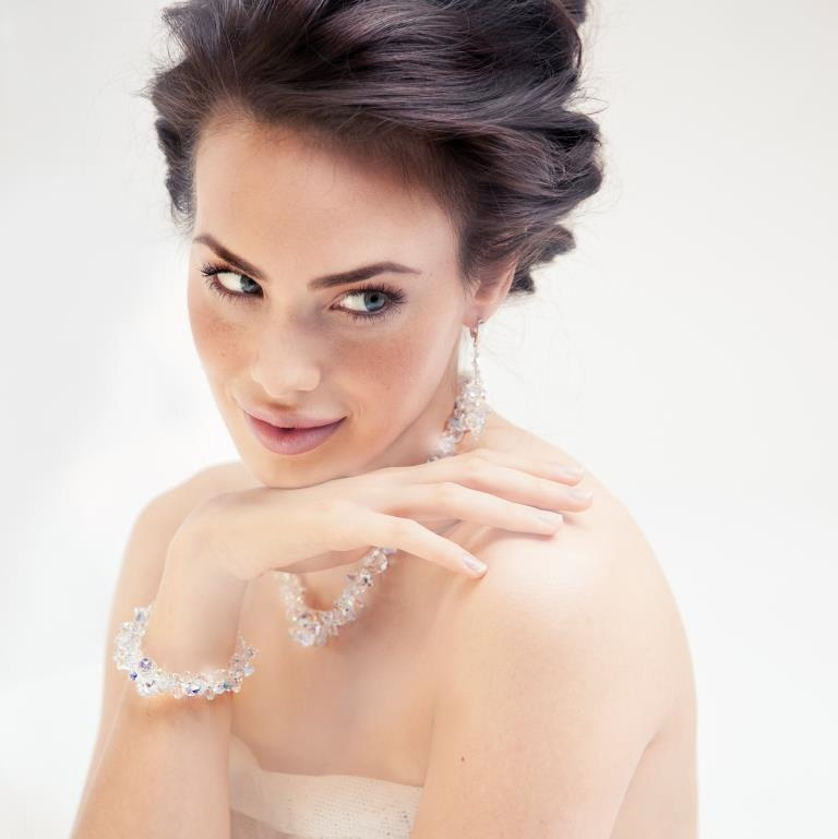 Parures bijoux de mariage