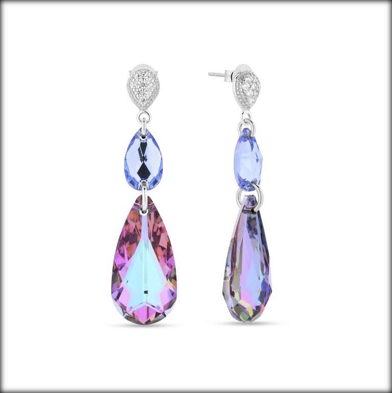 Kolekcja biżuterii Pear Drop - Spark