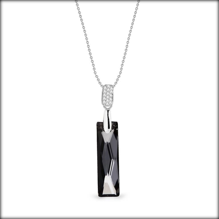 Kolekcja biżuterii Queen Baguette - Spark
