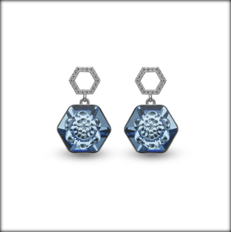 Jewelry collection Hexagon - Spark