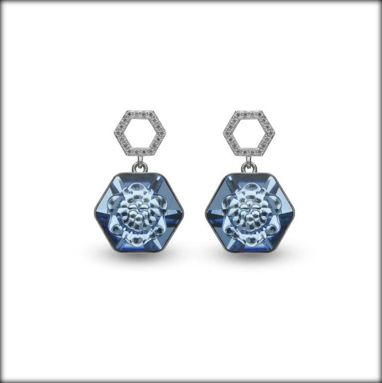 Kolekcja biżuterii Hexagon - Spark