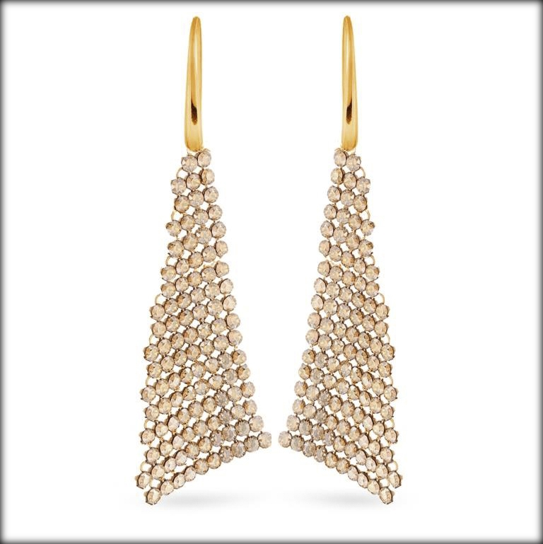 Jewelry collection Crystal Mesh - Spark