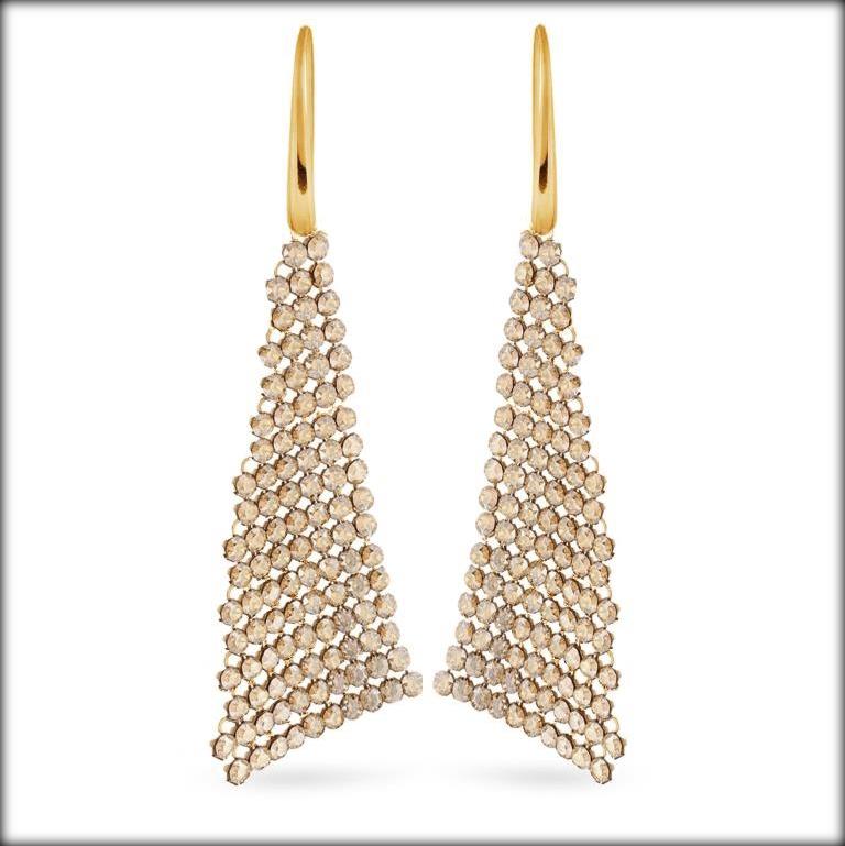 Kolekcja biżuterii Crystal Mesh - Spark