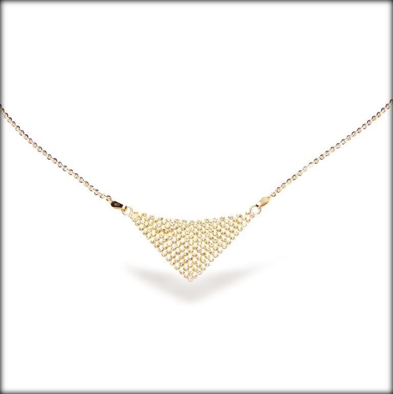 Kolekcja biżuterii Fine Mesh - Spark