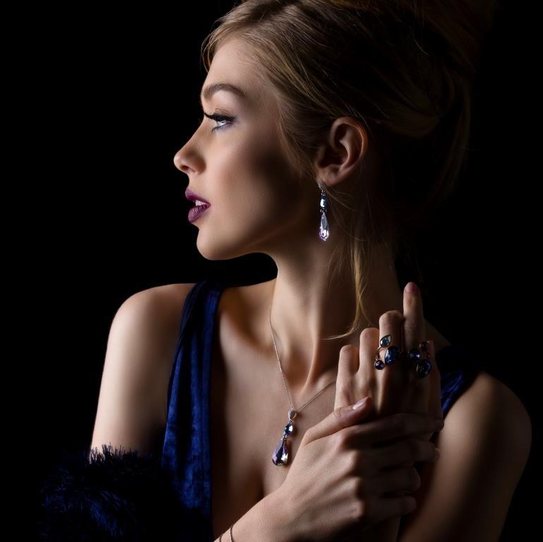 Parures bijoux en argent
