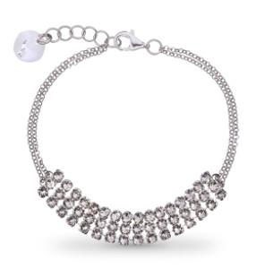 bransoletka stylish crystal